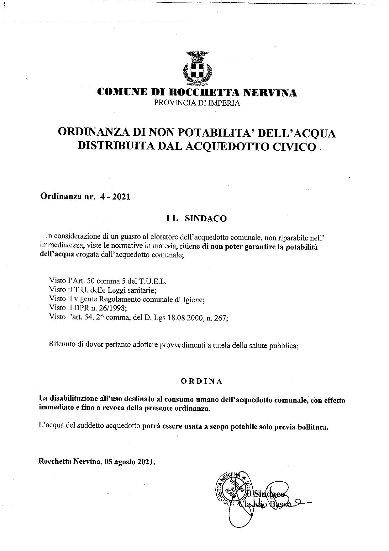 ORDINANZA N. 4_page-0001